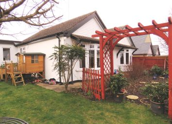 Thumbnail 3 bed detached bungalow for sale in Warboys Road, Bury, Ramsey, Huntingdon