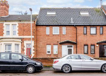 Thumbnail 3 bedroom terraced house for sale in Moor Road, Rushden