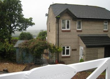 Thumbnail 2 bed semi-detached house to rent in Plover Rise, Ivybridge, Devon