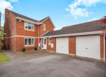 Thumbnail 4 bedroom detached house for sale in Langley Mow, Emersons Green, Bristol