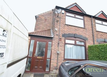 Thumbnail 3 bed semi-detached house for sale in Newington Avenue, Prestwich, Manchester