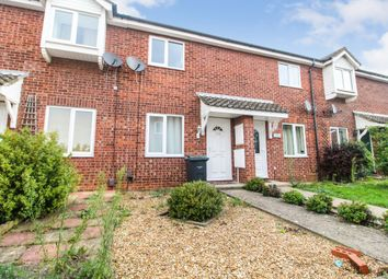 Thumbnail 2 bed terraced house for sale in The Links, Kempston, Bedford