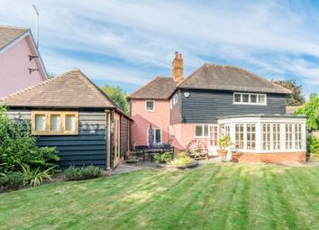 Thumbnail 4 bed property for sale in Middle Street, Nazeing, Waltham Abbey