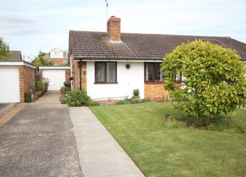Thumbnail 2 bed semi-detached bungalow for sale in Lynton Drive, Ely