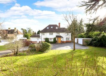 Thumbnail 8 bed detached house for sale in Shortheath Road, Farnham, Surrey