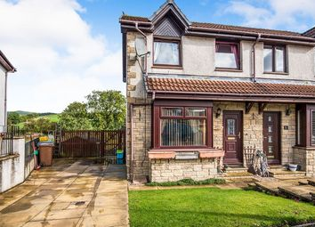 Thumbnail 3 bed semi-detached house for sale in Queen's Haugh, Carnock, Dunfermline