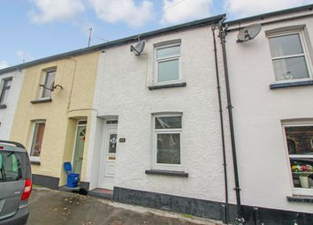 Thumbnail 2 bed terraced house for sale in Park Street, Abergavenny