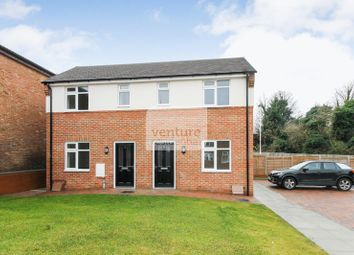 Thumbnail 1 bedroom semi-detached house for sale in Empress Road, Leagrave, Luton