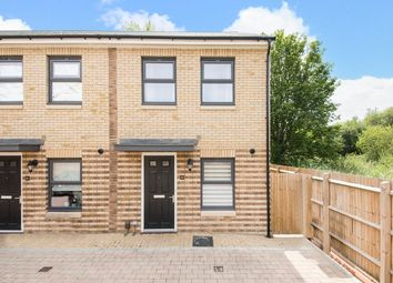 Thumbnail 2 bed end terrace house for sale in Parchment Close, Mitcham, (Jh)