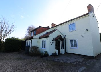 Thumbnail 4 bed detached house for sale in Joshua Way, Waddingham, Gainsborough