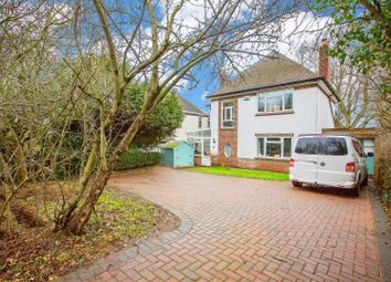 Thumbnail 3 bed detached house for sale in Northfield Avenue, Kettering