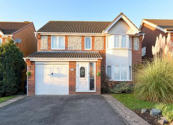 Thumbnail 4 bed detached house for sale in Thatcham, West Berkshire
