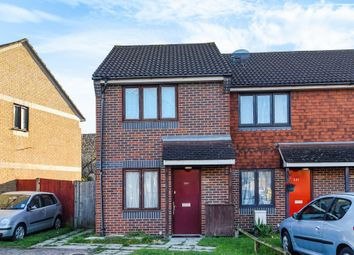 Thumbnail 2 bed semi-detached house for sale in Bennetts Close, Mitcham