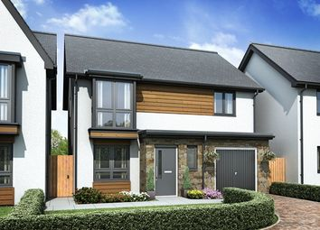 Thumbnail 4 bed detached house for sale in The Barnard @ 504K, Plymbridge Lane, Plymouth