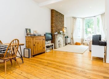 Thumbnail 3 bed flat to rent in Northwold Road, London