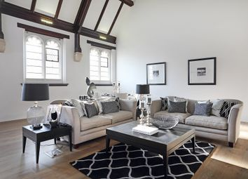 Thumbnail 3 bed flat for sale in 23, The Chapel, Fitzroy Gate, Richmond Road, Isleworth