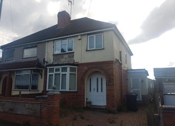 Thumbnail 3 bedroom property to rent in Tower Street, Sedgley, Dudley