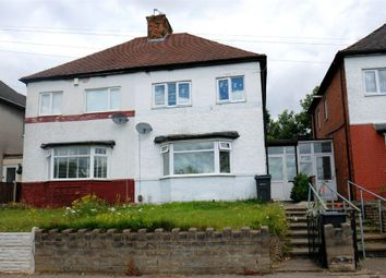 Thumbnail 3 bed semi-detached house for sale in Greenholm Road, Birmingham, West Midlands