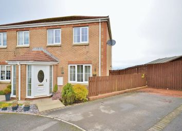 Thumbnail 3 bed semi-detached house for sale in Holly Bank, Whitehaven