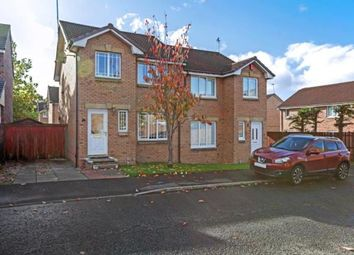 Thumbnail 3 bed semi-detached house for sale in Whinhill Garden, Glasgow, Lanarkshire