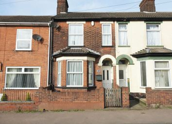 Thumbnail 3 bedroom terraced house for sale in St. Peters Street, Lowestoft