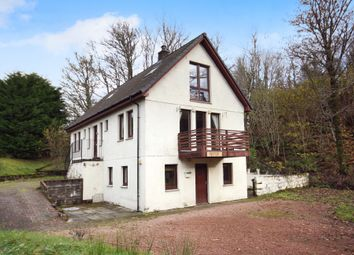 Thumbnail 4 bed detached house for sale in Glencruitten, Oban