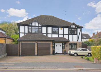 Thumbnail 6 bed detached house for sale in Deacons Hill Road, Elstree, Borehamwood