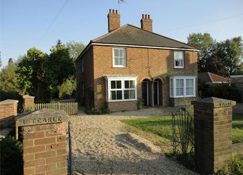 Thumbnail 3 bedroom semi-detached house to rent in High Street, Earith, Huntingdon