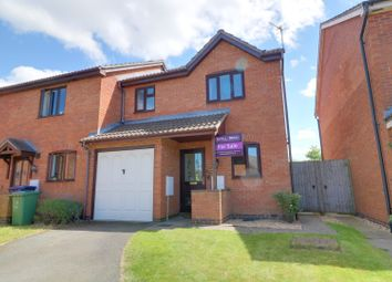Thumbnail 3 bedroom semi-detached house for sale in Hobby Court, Oxford