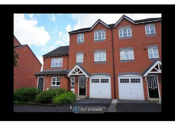 Thumbnail 4 bed terraced house to rent in Calgarth Avenue, Warrington