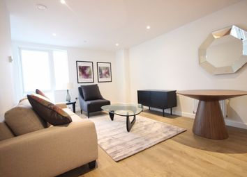 Thumbnail 1 bed flat for sale in Bessemer Place Greenwich Platinum Riverside, London