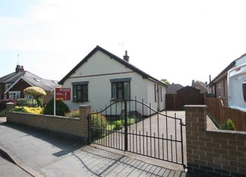 Thumbnail 3 bed bungalow to rent in Highgate Road, Sileby, Loughborough