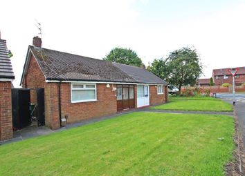 Thumbnail 1 bed semi-detached bungalow for sale in Oaks Close, Clock Face, St Helens