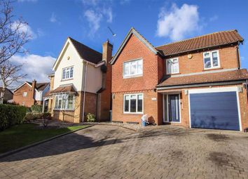 4 bed detached house for sale in The Finches, Hertford, Herts SG13