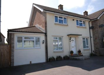 Thumbnail 4 bed semi-detached house for sale in Oakfield Road, Frome