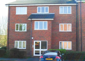 Thumbnail 1 bed flat for sale in Wesley Drive, Egham, Surrey