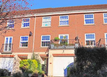 Thumbnail 4 bedroom town house to rent in Page Drive, Pengam Green, Cardiff
