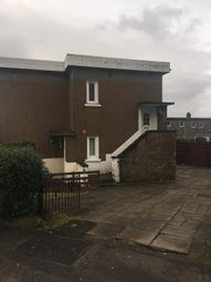 Thumbnail 3 bed flat for sale in Overburn Crescent, Dumbarton