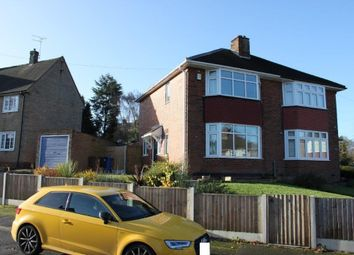 Thumbnail 2 bed semi-detached house for sale in Carlisle Avenue, Littleover, Derby