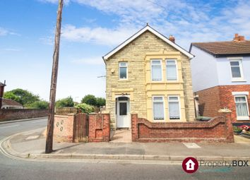 Thumbnail 3 bed detached house for sale in Melville Road, Gosport