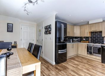 Thumbnail 4 bed town house for sale in Spring Place Court, Mirfield, West Yorkshire