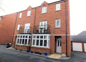 Thumbnail 4 bed semi-detached house for sale in Discovery Close, Coalville
