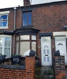 Thumbnail 2 bed terraced house to rent in Williamson Street, Tunstall, Stoke-On-Trent