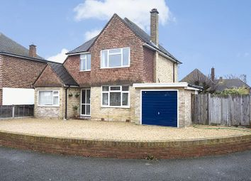 Thumbnail 4 bed detached house for sale in York Gardens, Walton-On-Thames