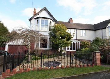 Thumbnail 3 bed semi-detached house for sale in Sussex Avenue, Ross-On-Wye