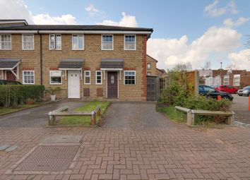 Thumbnail 2 bed end terrace house for sale in Oakshaw Road, London