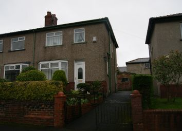 2 bed semi-detached house for sale in Squire Road, Nelson, Lancashire BB9
