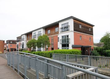 Thumbnail 2 bed flat to rent in Riverside Close, Romford