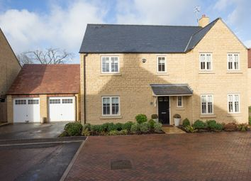 Thumbnail 5 bed detached house for sale in Stirling Way, Moreton-In-Marsh