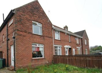 Thumbnail 2 bed end terrace house to rent in Fenton Square, Ford Estate, Sunderland, Tyne And Wear